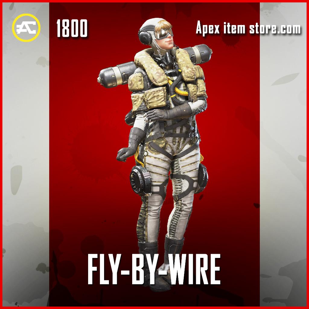 fly-by-wire wattson legendary apex legends skin