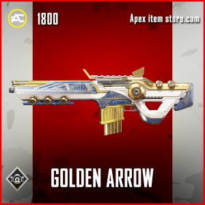 Golden Arrow hemlok legendary apex legends skin