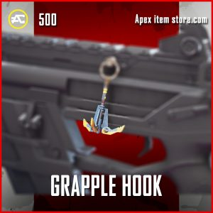 Grapple hook epic charm apex legends