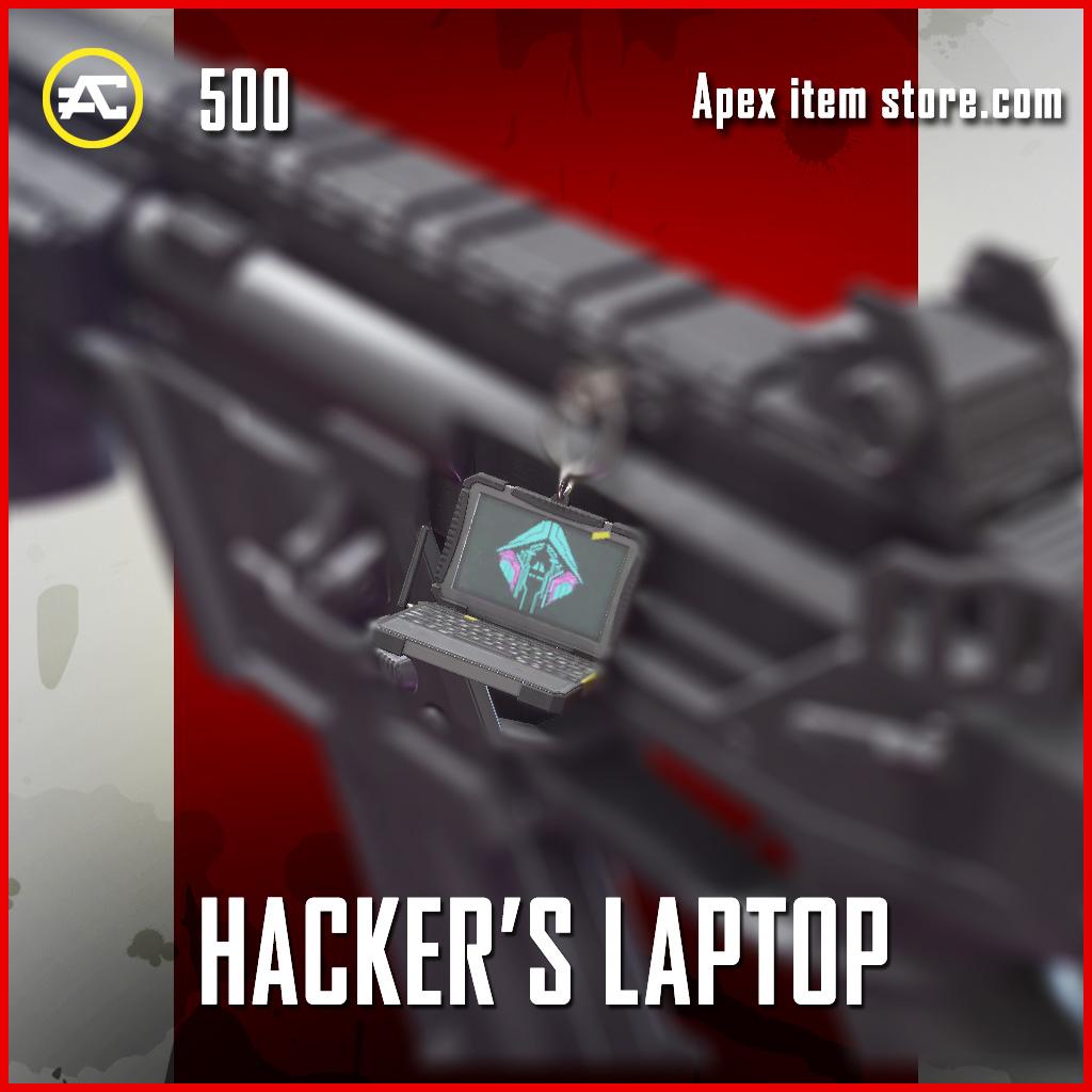 Hackers-Laptop