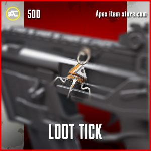 Loot tick charm epic apex legends