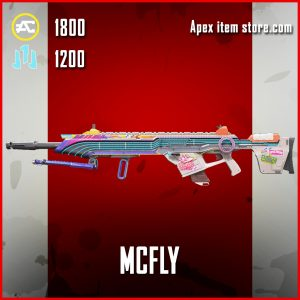 McFly Longbow skin legendary apex legends item