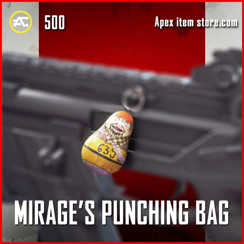 Mirages-Punching-bag