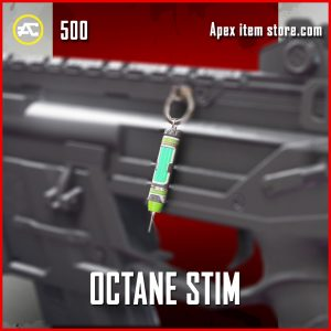 Octane epic charm apex legends