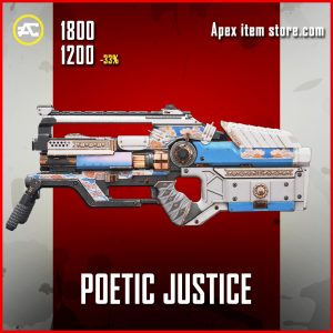 Poetic justice L-Star skin legendary apex legends