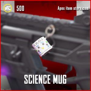 Science Mug epic apex legends charm