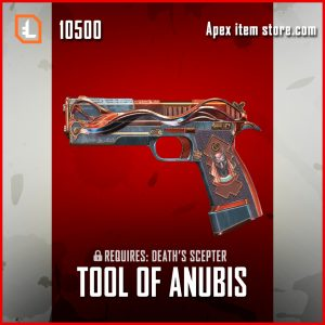 Tool of Anubis P2020 legenary apex legends skin