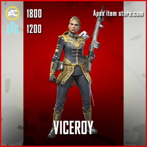 Viceroy bangalore skin legendary apex legends item