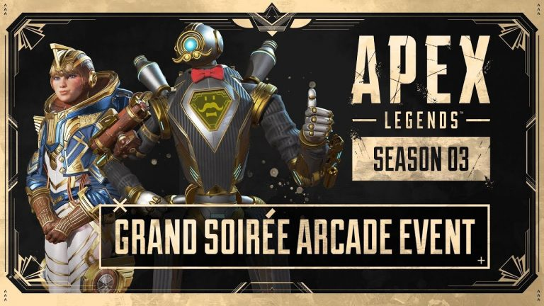 All Grand Soirée Arcade Event Skins