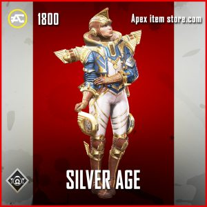 Silver Age Wattson Legendary apex legends skin