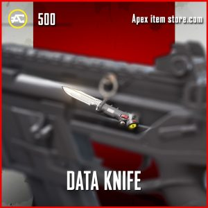 data knife epic charm apex legends item