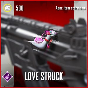Love Struck epic apex legends item  Valentine's Day Rendezvous