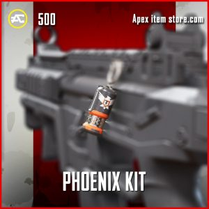 Phoenix charm epic apex legends item