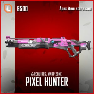 Pixel Hunter skin legendary mastiff apex legends item