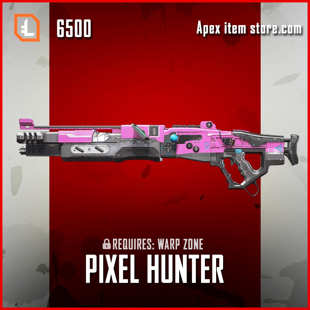 Pixel-Hunter