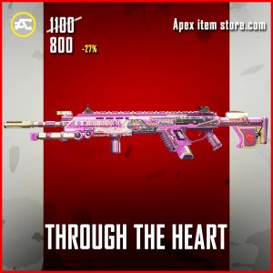 Through the heart longbow epic apex legends skin