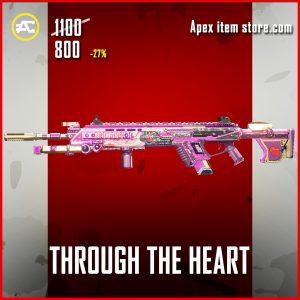 Through the heart longbow epic apex legends skin
