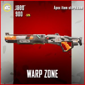 warp zone apex legends legendary mastiff gun skin