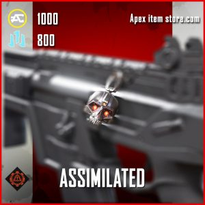 Assimiliated charm epic apex legends item