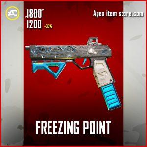 Freezing point RE-45 Legendary apex legends skin