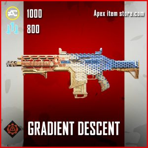 Gradient Descent hemlok skin epic apex legends item
