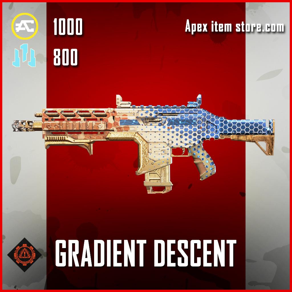 Gradient Descent hemlok skin epic apex legends item