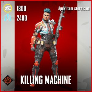 Killing Machine bangalore skin legendary apex legends item