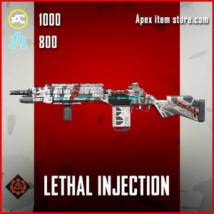 Lethal Injection G7 Scout skin epic apex legends item
