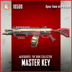 master key EVA-8 AUTO skin legendary apex legends exclusive item