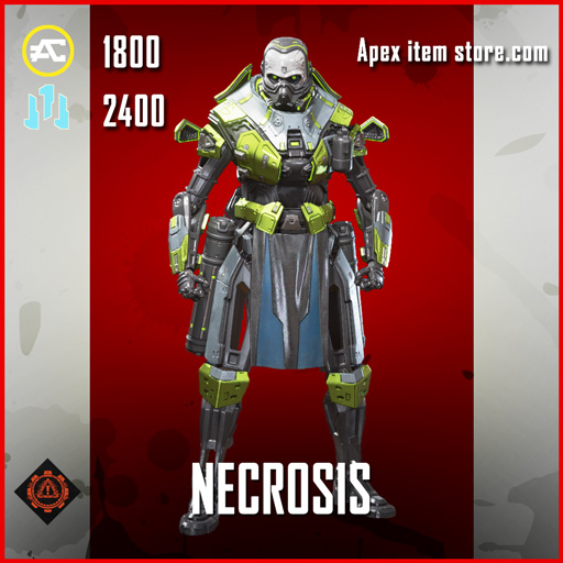 Necrosis caustic skin legendary apex legends item