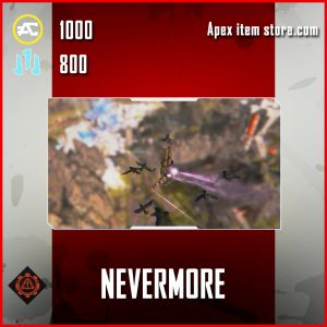 Nevermore Bloodhound Skydive emote epic apex legends item