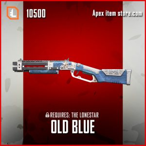 old blue peacekeeper legendary exclusive apex legends skin