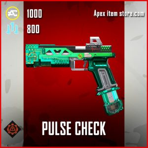 Pulse Check RE-45 skin epic apex legends item