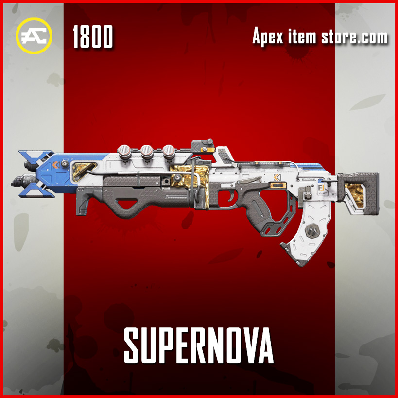Supernova flatline skin legendary apex legends item