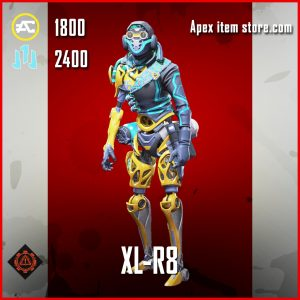 XL-R8 octane skin legendary apex legends item