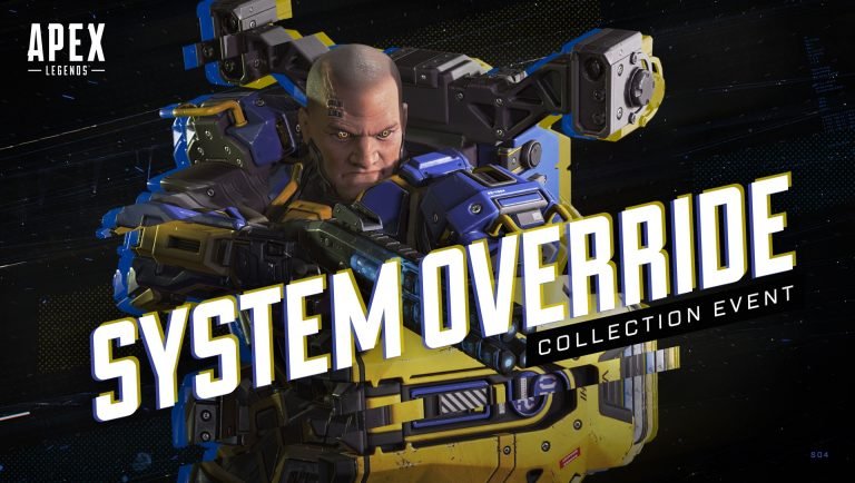 System Override Collection Event Patch Notes (2 March 2020)