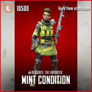 Mint Condition bangalore exclusive skin legendary apex legends item