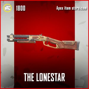 The Lonestar Peacekeeper apex legends skin
