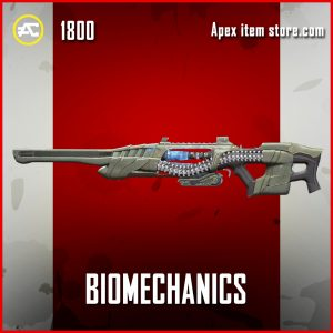 Biomechanics sentinel apex legends skin