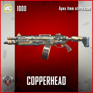 Copperhead EVA-8 epic apex legends skin the old ways