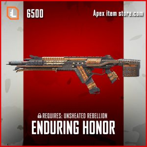 Enduring Honor R-301 exclusive apex legends skin
