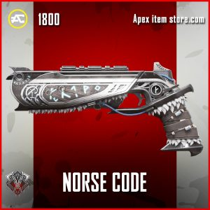 Norse Code mozambique legendary apex legends skin the old ways