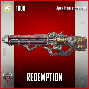 Redemption havoc lengedary apex legends skin