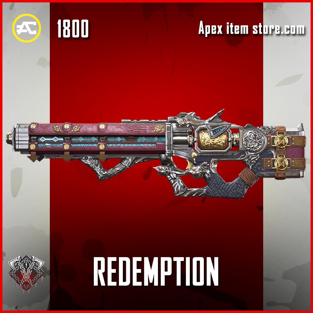Redemption havoc lengedary apex legends skin