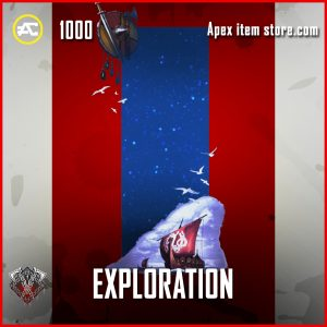 Exploration Bloodhound banner frame epic the old ways apex legends item