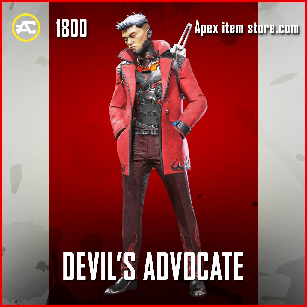 Devil's Devils Advocate crypto legendary apex legends skin