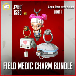 Field Medic Charm Bundle apex legends