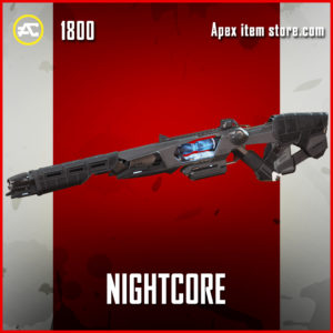 Nightcore sentinel legendary apex legends skin