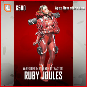 Ruby Joules wattson exclusive legendary apex legends skin