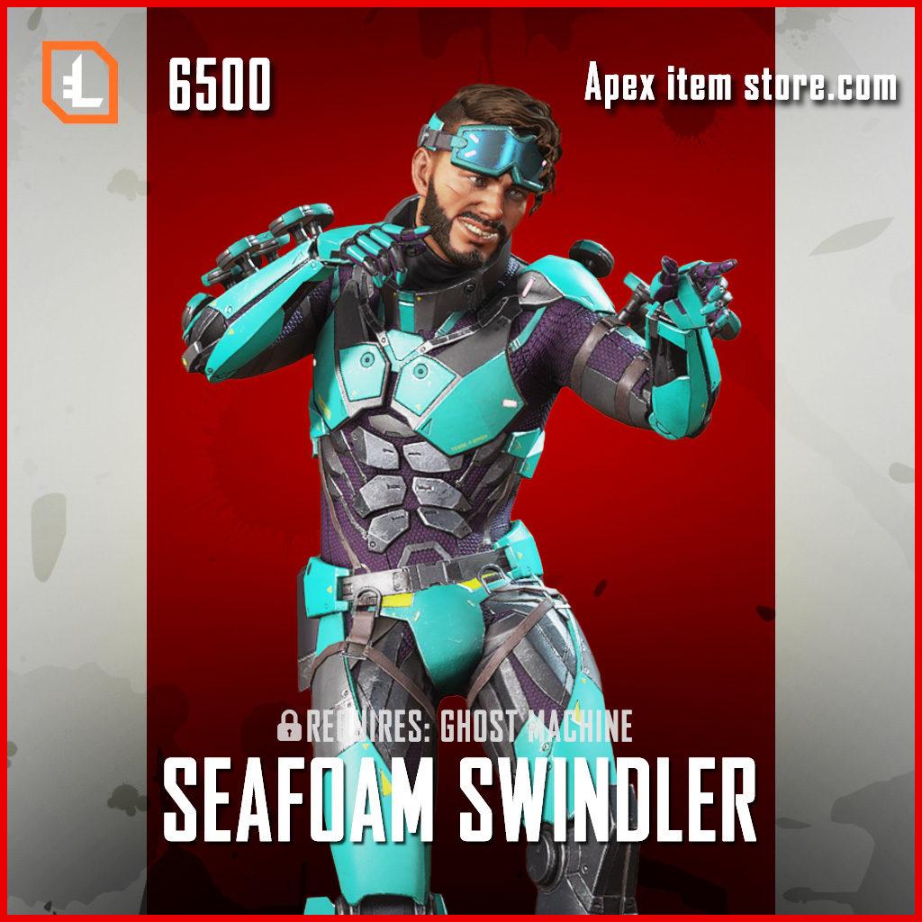 Seafoam Swindler mirage legendary exclusive skin